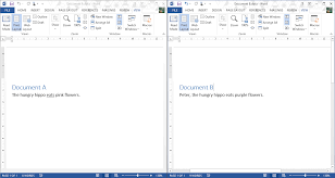 word 2013 u2013 how to compare two document for differences u2013 it