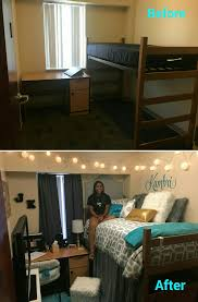 dorm room at harris stowe state university in st louis lots of