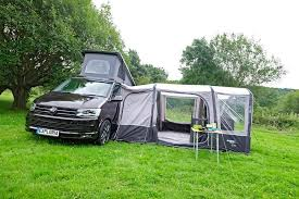 Lifestyle Awnings Vango Cruz Tall Motorhome Awning 230 295cm Tall