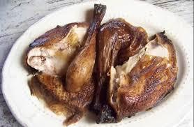 cuisiner un poulet poulet fumé maison