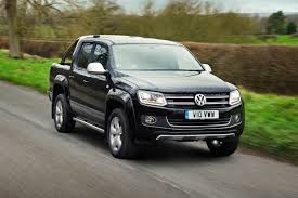vauxhall volkswagen vw amarok ultimate 2015 review auto express