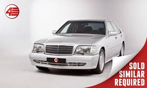 mercedes s500 amg for sale 1994 mercedes s500 s500 amg 6 0 for sale cars for