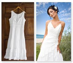 informal wedding dress casual wedding dress