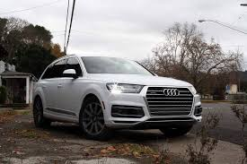 audi jeep 2016 2017 audi q7 review autoguide com news
