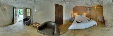 chambre d hote saumur troglodyte troglododo hôtel de charme 3 étoiles en touraine val de loire à