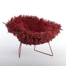red knoll harry bertoia hairy diamond chair by douglas homer 60623