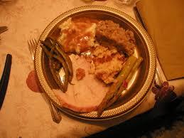 thanksgiving chosen food