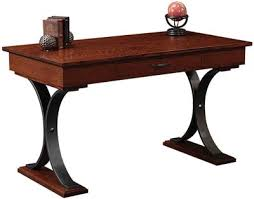Small Wooden Writing Desk Artistic Solid Wood Writing Desk Dickens Wooden
