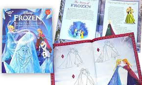 disney learn to draw books 10 pack groupon