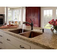 tuscan bronze kitchen faucet tuscan bronze glenfield 1 handle pull out kitchen faucet f 534