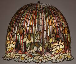 Louis Comfort Tiffany Lamp Lamp Louis Comfort Tiffany Tiffany Studios 1974 214 15a B