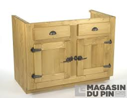 meuble sous évier 2 portes avoriaz outdoor sink