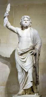 greek gods statues zeus facts and information on greek god of the sky