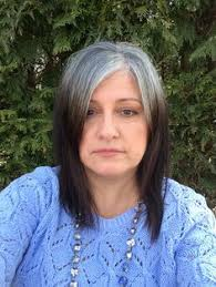 what enhances grey hair round the face l oreal professionnel serie expert silver shoo and pump gray