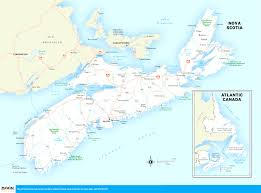 map of east canada printable travel maps of atlantic canada moon guides at map east