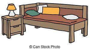Drawing Of A Bed Doss Illustrations And Clipart 42 Doss Royalty Free Illustrations