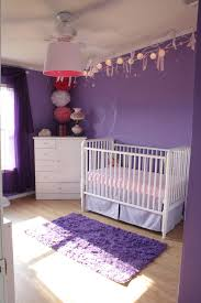 lovely baby room design idea with white crib light pink wall