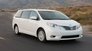 Toyota Sienna 2015 Specs 2014 Toyota Sienna Remains Only Family Van Available With All
