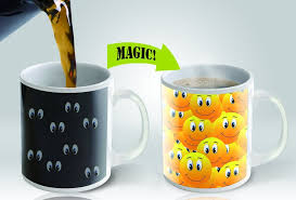 Design Mugs by Amazon Com Cortunex Funny Smiley Faces Heat Sensitive Color