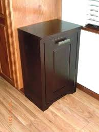 trash cans for kitchen cabinets under cabinet trash can under cabinet trash compactor beautiful