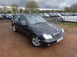 used mercedes benz c class 2004 for sale motors co uk