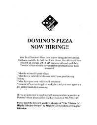 Driver Job Resume by Pizza Delivery Driver Resume Free Resume Example And Writing