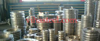Threaded Blind Flange Astm A182 F321h Stainless Steel Flanges Manufacturers In India