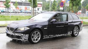 peugeot 5 series spied 2011 bmw 5 series touring with m sport package