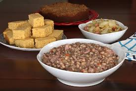 new year dinner recipe spicy southern black eyed peas recipe