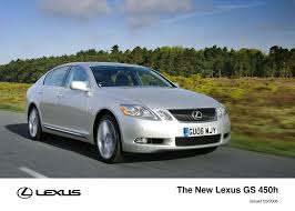 lexus gs 450h hybrid 2006 the new lexus gs 450h lexus uk media site