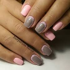 reverse french nail design the best images page 2 of 4