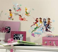 disney fairies wall decals with glitter wings timbradley disney fairies wall stickers with disney fairy wall decals also disney fairy wall decals and disney
