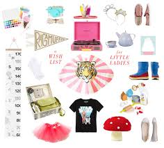 a wish list for little ladies lay baby lay