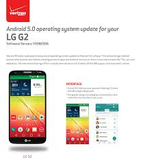 Verizon Coverage Map Wisconsin by Lg G2 On Verizon Gets Lollipop Today Your G3 Still Can U0027t Have It