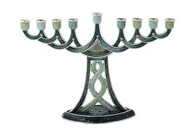 hanukkah menorahs for sale cool deco menorah by quest judaica