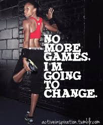 Motivational Fitness Memes - no more going back to unhealthy and uncaring about my own body and