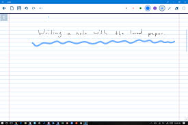 lined paper for writing 10 essential pen friendly windows apps with scrble you have a free form notepad for writing and illustrations with options for a traditional lined paper background blackboard whiteboard