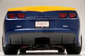 2010 camaro rear diffuser chevy camaro 10 13 all models carbon fiber rear center exhaust