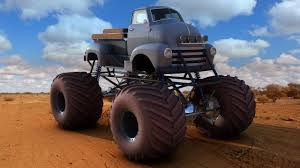 Chevy Coe Monster Truck By Samcurry Deviantart Com On Deviantart