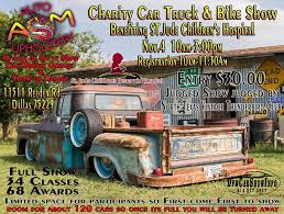 Asm Auto Upholstery T Shirts Asm Auto Upholstrey Charity Car Truck U0026 Bike Show Dallas