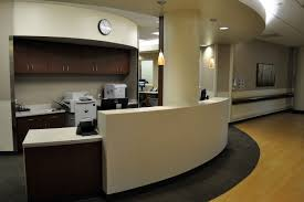 Hospital Reception Desk Castle Rock Adventist Hospital Concepts In Millwork