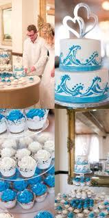 beach wedding cakes publix tidal treasures