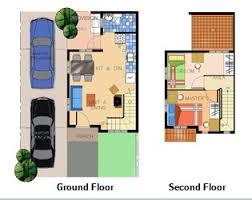 Camella Homes Drina Floor Plan Lara Model House Of Camella Home Series Iloilo By Camella Homes