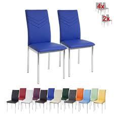 chaise bleue chaise bleu canard