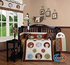 Boutique Crib Bedding Geenny Boutique Crib Bedding Set Animal Scholar 13