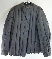 sold soviet original ww2 telogreika padded winter jacket coat
