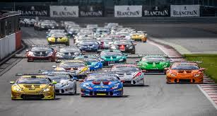 the 2017 season of the super trofeo has been scheduled the