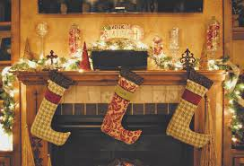 fireplace simple fireplace decorations for christmas room design
