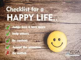 checklist for a happy the institute santacruz east mumbai