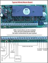 wiring diagrams diy security alarm system professional alarms u